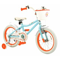2Cycle Kinderfiets - 16 inch - Blauw