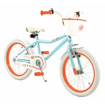 2Cycle Heart Kinderfiets - 18 inch - Blauw