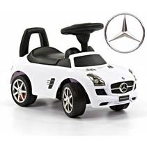 Mercedes-Benz SLS AMG Rutschauto Kinderauto - Weiß