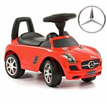 Mercedes-Benz SLS AMG Rutschauto Kinderauto - Rot