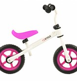 2Cycle 2Cycle Loopfiets - Wit-Roze