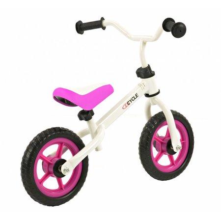 2Cycle 2Cycle Laufrad  Bike - Weiß-Pink
