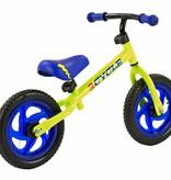 2Cycle 2Cycle Loopfiets - Blauw-Geel