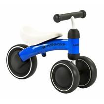 Loopfiets Mini-bike Blauw