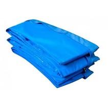 P&M Trampoline Rand Ø183 cm - Blauw