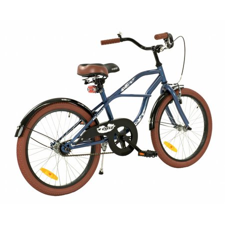 2Cycle 2Cycle Cruiser Kinderfiets - 20 inch - Blauw