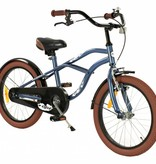 2Cycle 2Cycle Cruiser Kinderfiets - 18 inch - Blauw