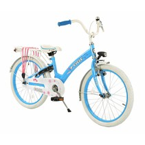 2Cycle Cool Kinderfiets - 20 inch - Blauw