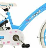 2Cycle Meisjesfiets 20 inch blauw (2050)