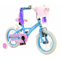 2Cycle Kitten Kinderfiets - 14 inch - Blauw