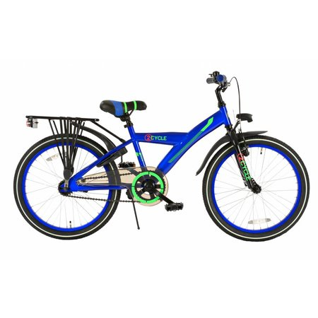 2Cycle 2Cycle Ronin Kinderfiets - 20 inch - Blauw