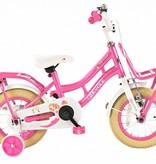 2Cycle 2Cycle  Zeemeermin Kinderfiets - 12 inch - Roze