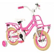 2Cycle  Zeemeermin Kinderfiets - 12 inch - Roze