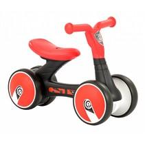 2Cycle 4x4 Loopfiets - Rood-Zwart