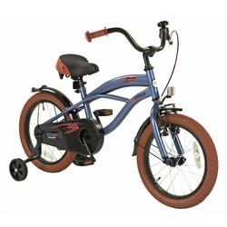 2Cycle Kinderfiets 16 inch Cruiser Blauw