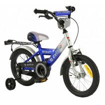 2Cycle Nitro Kinderfiets - 14 inch - Blauw
