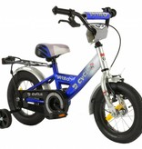 2Cycle Jongensfiets 12 inch Nitro blauw (1239)