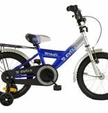 2Cycle 2Cycle Nitro Kinderfiets - 16 inch Blauw