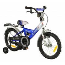 2Cycle Nitro Kinderfiets - 16 inch Blauw