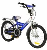 2Cycle 2Cycle Nitro Kinderfiets - 18 inch - Blauw