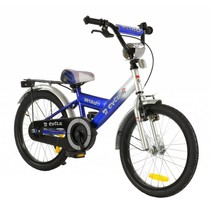 2Cycle Nitro Kinderfiets - 18 inch - Blauw