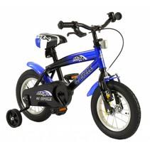 2Cycle MX Kinderfiets - 12 inch - Blauw