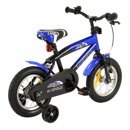 2Cycle Jongensfiets 12 inch MX 2018 (1290)