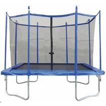 Trampoline Rechthoekig 300x230cm met veiligheidsnet