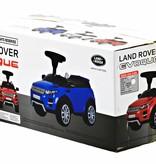 Range Rover Loopauto Range Rover Evoque Rood (1334)