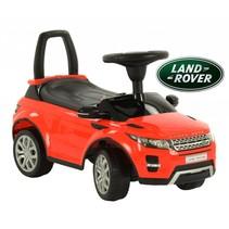 Loopauto Range Rover Evoque Rood