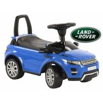 Loopauto Range Rover Evoque Blauw
