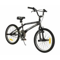 2Cycle BMX Kinderfiets - 20 inch - Zwart