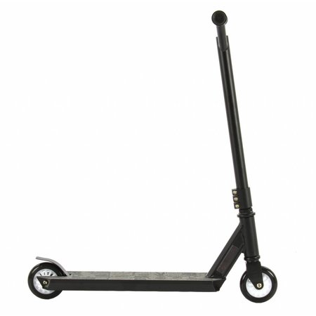 2Cycle 2Cycle Stunt Scooter - Aluminium - ABEC 7 - Schwarz