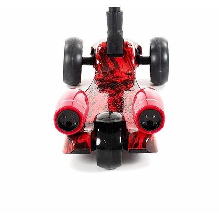2Cycle Step met Raket motor (3132)
