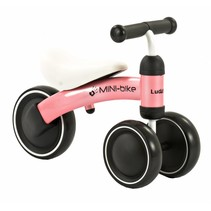 2Cycle Mini-Bike Loopfiets - Roze