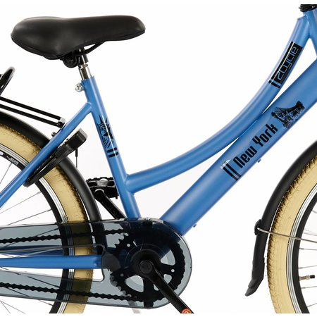 2Cycle Transportfiets 24 inch New-York met voordrager (2471)