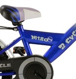 2Cycle Jongensfiets 16 inch Nitro Blauw (1639) -2e