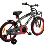 2Cycle 2Cycle Track Kinderfiets - 16 inch - Grijs