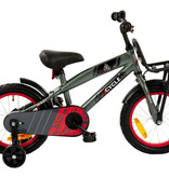 2Cycle 2Cycle Track Kinderfiets - 14 inch - Grijs
