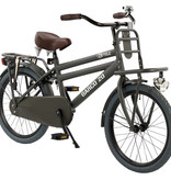 2Cycle 2Cycle Transportfiets - 20 inch - Mat-Grijs