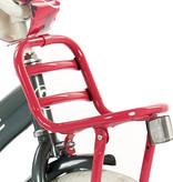 2Cycle Meisjesfiets 16 inch Grijs-Roze (16504)