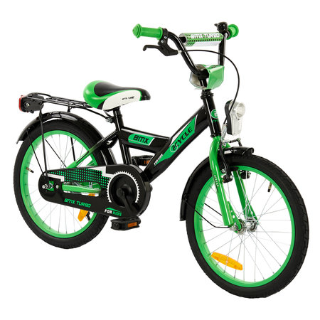 2Cycle 2Cycle BMX Kinderfiets - 18 inch - Groen