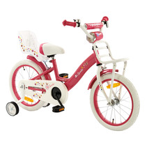 2Cycle Magic Kinderfiets - 16 inch - Magic - Roze
