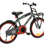 2Cycle 2Cycle Track Kinderfiets - 18 inch - Grijs