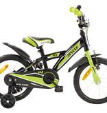 2Cycle 2Cycle BMX Kinderfiets - 14 inch - Groen-Zwart