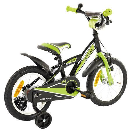 2Cycle 2Cycle BMX Kinderfahrrad - 14 Zoll - Grün