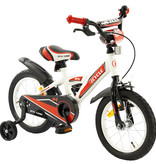 2Cycle 2Cycle BMX Kinderfiets - 14 inch - Rood-Wit
