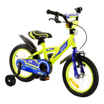 2Cycle BMX Kinderfiets - 14 inch - Geel