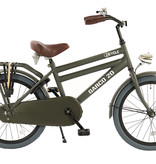 2Cycle 2Cycle Cargo Kinderfiets - 20 inch - Mat-Grijs