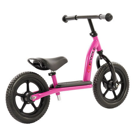 2Cycle 2Cycle Loopfiets Roze  (30304)